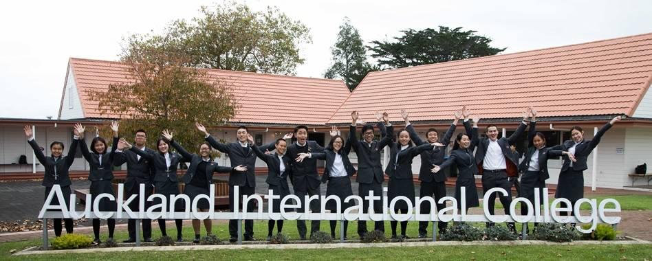 Auckland International College - Trung học New Zealand - Koru Education