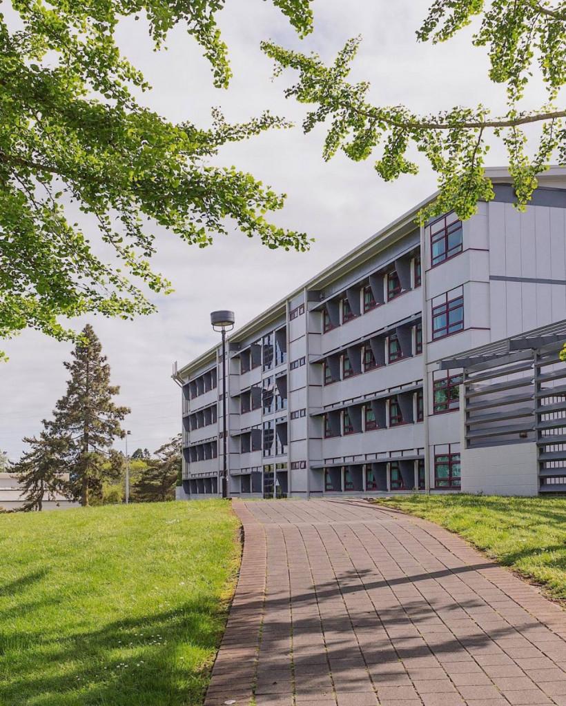 Student residence New Zealand