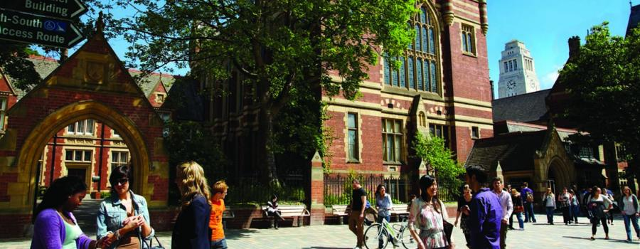 University of Leeds - Koru Education